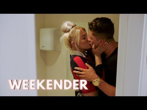 Jordan Kisses Chloe Behind Callum's Back! | Ibiza Weekender