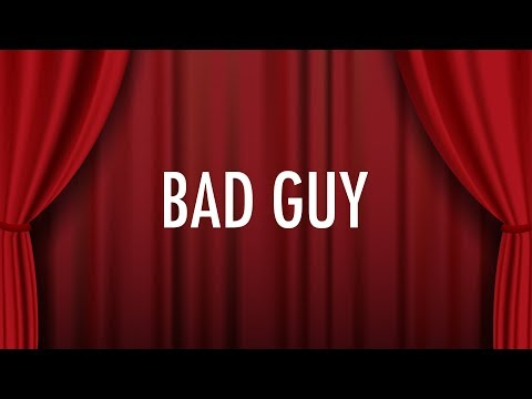Billie Eilish – Bad Guy (Lyrics) 🎵