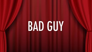 Billie Eilish – bad guy (Lyrics) 🎵 Video