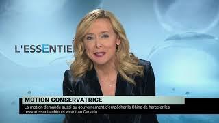 Protection de la langue française au Québec - Panel de journalistes
