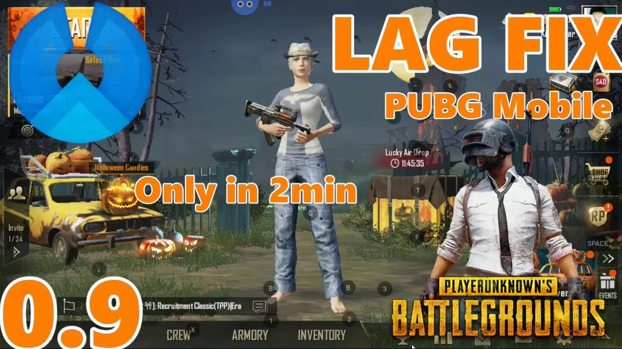 Phoenix OS Pubg Mobile Lag , Glitch , Bug Fixing Tutorial Easily