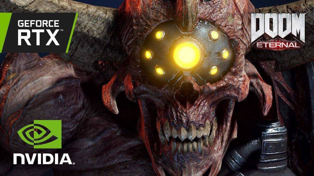 اسلوب اللعب في لعبة Doom Eternal الجديده