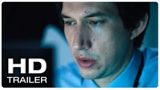 THE REPORT Trailer #1 Official (NEW 2019) Adam Driver, Jon Hamm, Michael C Hall Movie HD