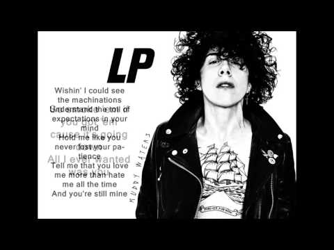 LP - Lost On You Lyrics