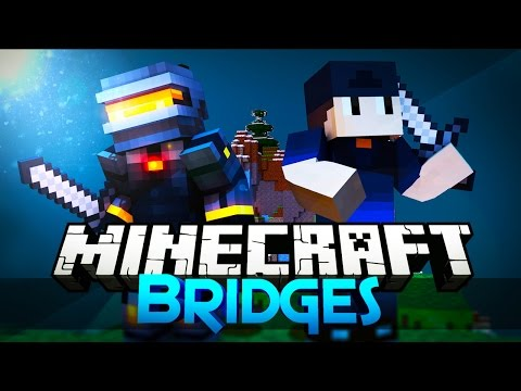 EPIC MINECRAFT BRIDGES PVP!    WHO WILL WIN!? (MINECRAFT PVP)