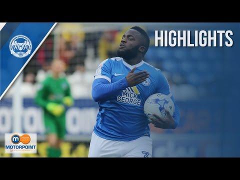 HIGHLIGHTS | Peterborough United vs Oldham Athletic