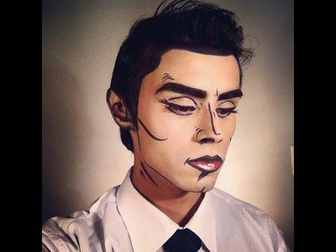 images?q=tbn:ANd9GcQh_l3eQ5xwiPy07kGEXjmjgmBKBRB7H2mRxCGhv1tFWg5c_mWT Trends For Pop Art Makeup Male @koolgadgetz.com.info