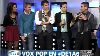 C5N - MUSICA EN VIVO: VOX POP EN DE1A6