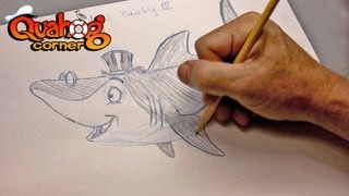 Quahog Corner: Percival The Shark In 5 Minutes