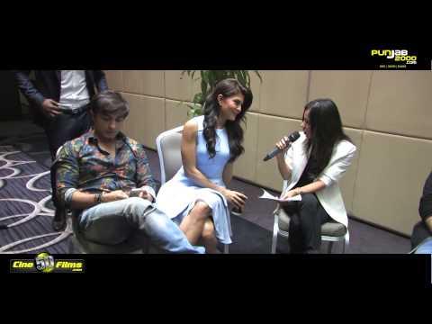 Exclusive Interview with Shahid Kapoor, Jacqueline Fernandez,Ali Zafar