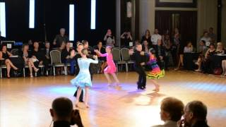 "JIVE by ""Quartier Latin"" couples at Danse Sport Montreal 2014"