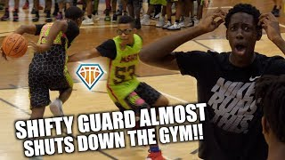 SHIFTIEST FRESHMAN I've Seen in a While Almost SHUTS DOWN THE GYM!! | Dyckman Vibe at MSHTV Camp
