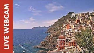 Preview of stream Webcam Live Riomaggiore (SP) - Cinque Terre
