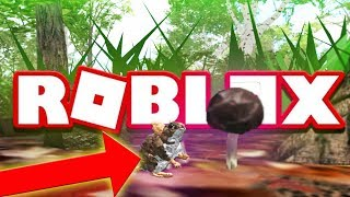 ROBLOX WILD FOREST MOUSE!