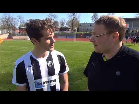 SG Wattenscheid 09 - Borussia Mönchengladbach U23  2:0 (2:0)