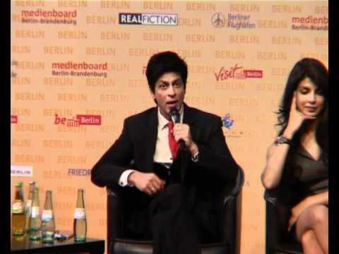 Shah Rukh Khan Talking About Berlin 3