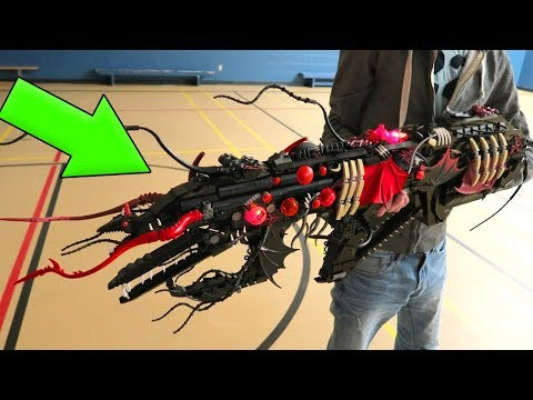 COOL LEGO CONSTRUCTIONS AND MECHANISMS