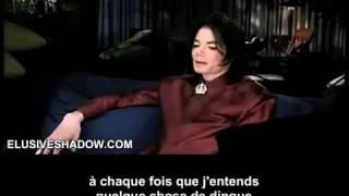 Michael Jackson Scena inedita tratta dal documentario