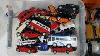 Box full of toy Cars review  with Dlan