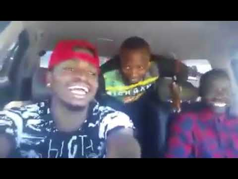 foreigner singing hindi song Jaadu teri nazar by African friends !