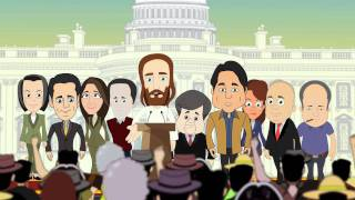Tea Party Jesus: Sermon on the Mall
