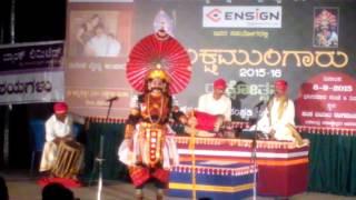 yakshagana -Tamradwajana pravesha irodi Govindapp