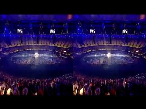 (HD) Freddie Mercury  - Queen - Jessie J - Olympic Games - Highlights - London 2012 -Live 08/12/2012