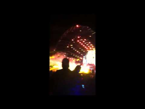 Dash Berlin @ Electric Daisy Carnival Orlando 2013