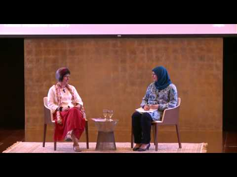 Book Reading by the International Activist and Author Manal Omar