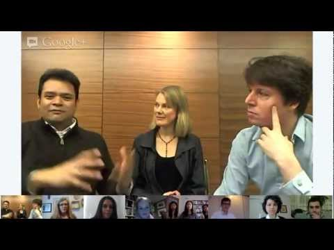 Hangout with Joshua Bell and the Academy of St Martin in the Fields