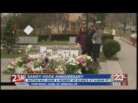 Newtown Shooting Anniversary