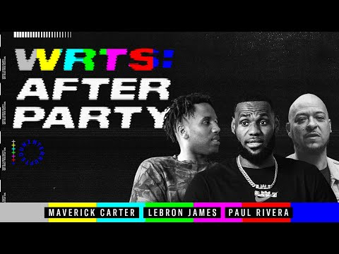 LeBron on The Last Dance, How MJ Changed His Life, and Almost Playing Football | AFTER PARTY