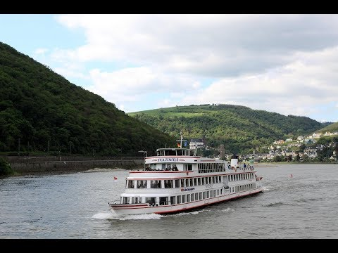 Exotic Rhine River Cruise And Lorelei Rock - Germany. Europe Tours