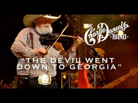Image result for charlie daniels band devil went down to georgia