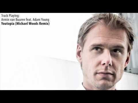 ASOT 536: Armin van Buuren feat Adam Young  Youtopia Michael Woods Remix