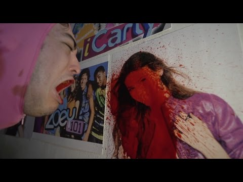 PINK GUY - NICKELODEON GIRLS (OFFICIAL MUSIC VIDEO)