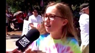 InfoWars Douche Dunked On By Teen Girl