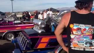 2016 Needles Hot Boat show.