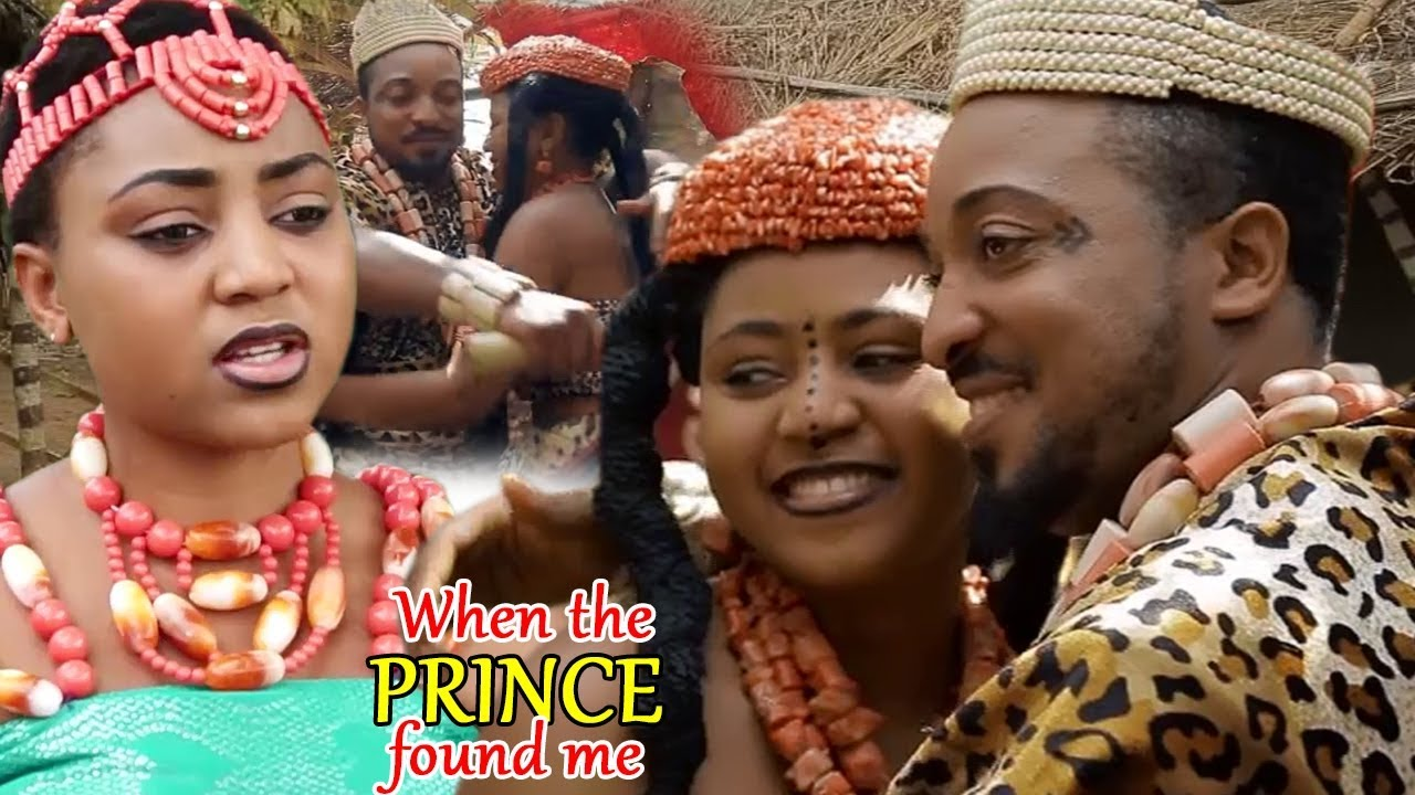Download When The Prince Found Me  Season 1  - Regina Daniels 2018 Latest Nigerian Nollywood Movie Full HD