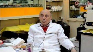 Viktor ZAKO/ 56 yıllık gözlükçü