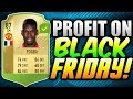 BLACK FRIDAY - HOW TO INVEST! - MARKET CRASH GUIDE! (FIFA 18)