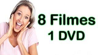 8 Filmes em 1 Dvd