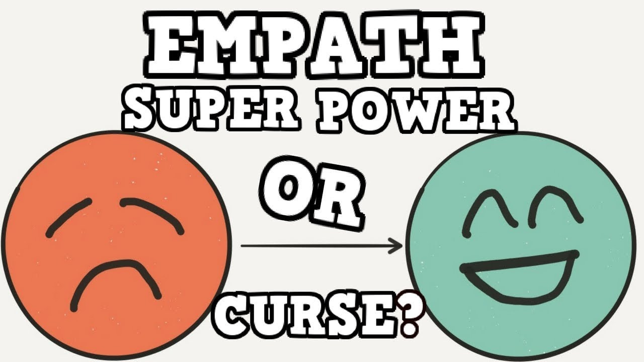 EMPATHS: why you feel like it's a CURSE & how to feel like it's a SUPER  POWER!