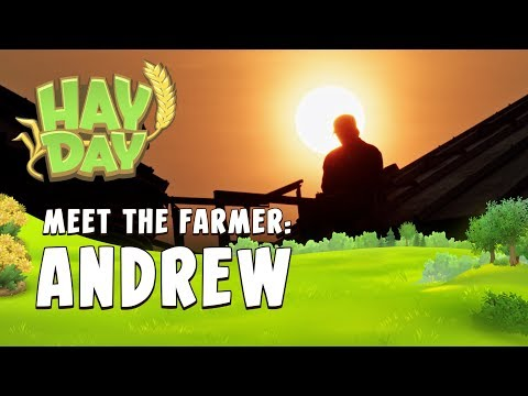 Hay Day: Meet the Farmer! S2E1: Andrew from Indiana, USA