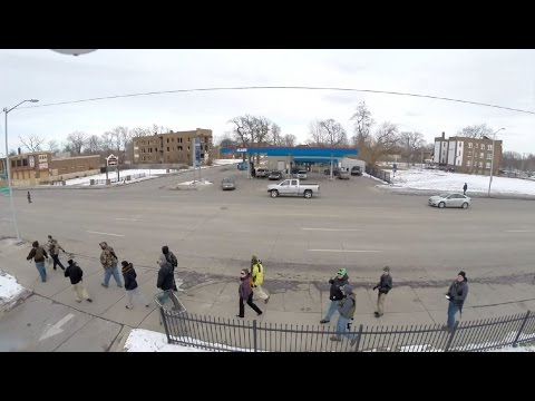 An Open Carry Tour of Detroit - Our TENTH March in the City