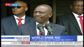 World Bank and 4 coastal counties sign 10.7B water fund deal at DP Ruto's Karen office