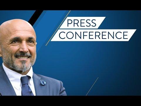LUCIANO SPALLETTI | Conferenza Stampa fine stagione 24.05.2018