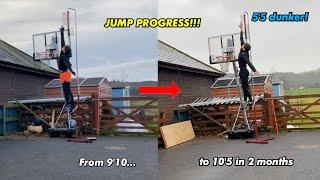 Download lagu Jump Progress 7 inch increase!