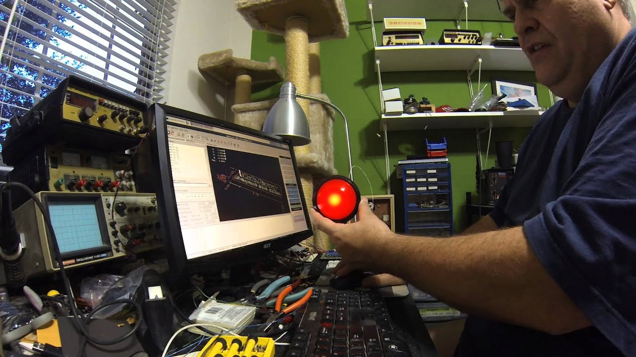 The Big Red Button Connecting An Emergency Stop Switch Youtube Wiring Diagram