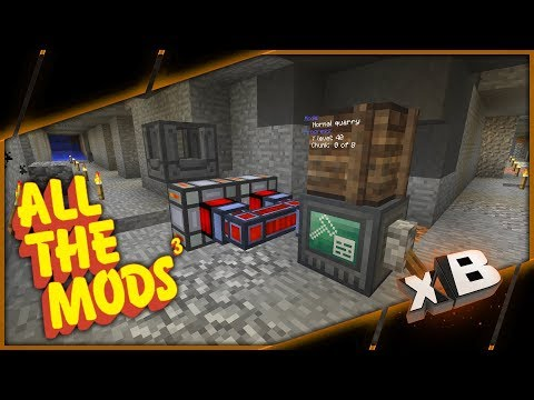 Early Game Quarry Time! :: ALL the Mods 3! :: Ep 5